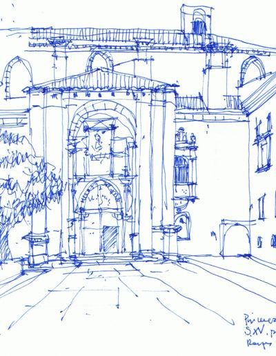 Portada Monasterio de la Piedad_Casalarreina